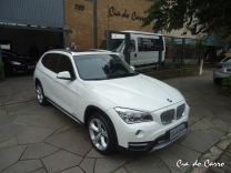 BMW X1 S DRIVE 20I TURBO 2.0 184 CV TOP DE LINHA TETO SOLAR GPS GARANTIA DE FÁBRICA