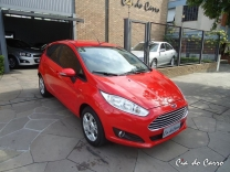 NEW FIESTA SE 1.5 FLEX AIR BAG E ABS 1.300KM