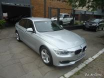 BMW 320I 2.0 TURBO COMPLETA XENON 38 MIL KM IMPECÁVEL