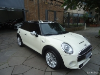 MINI COOPER 2.0 S TURBO AUT. 11 MIL KM