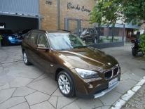 BMW/X1 SDRIVE 18 I ÚNICA DONA, 61.000KM INTERIOR BEGE, TODAS REVISÕES, IMPECÁEL