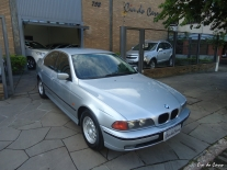 BMW 528 I 2.8 AUT. RARIDADE TETO SOLAR BANCOS DE COURO