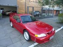 I FORD MUSTANG GT V8, ÚNICO DONO C/ 20.000 MILHAS.