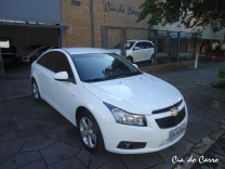 CRUZE LT SEDAN AUT. ÚNICO DONO COMPLETO KIT MULTIMÍDIA