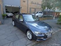 BMW 328 MODERN 2.0T, XENON, 6 AIR BAGS,TETO SOLAR, 23.000KM,IMPECÁVEL