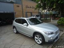 BMW X1  2.0 S DRIVE /ÚNICO DONO/16MKM / COURO