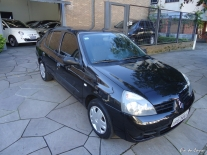CLIO SEDAN 1.6 AUTHENTIQUE MECÂNICO COMPLETO